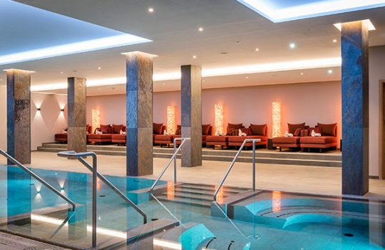 Medical Wellness Hotel Klosterhof Bayerisch Gmain
